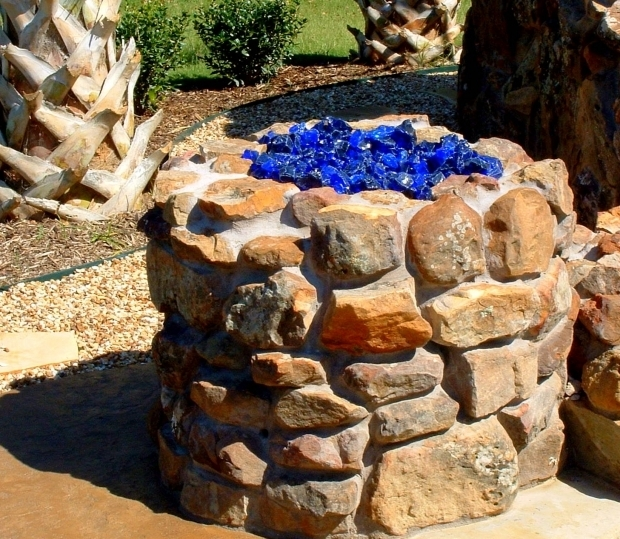 Alluring Glass Rocks For Fire Pit 1000 Images About Pool On Pinterest Backyards Outdoor Decor