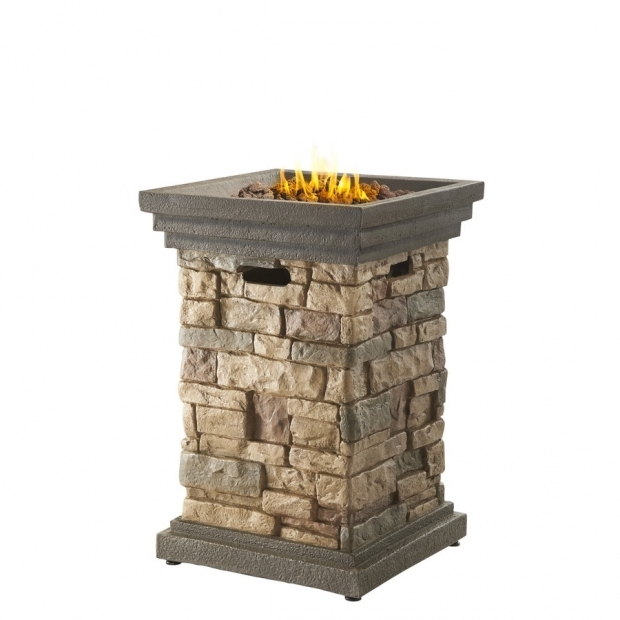 Alluring Lowes Gas Fire Pits Shop Gas Fire Pits At Lowes