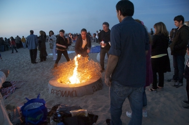 Amazing Ocean Beach Fire Pits Corona Del Mar Today Council To Vote On Fire Rings Same Night As