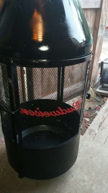 Awesome Budweiser Fire Pit Budweiser Fire Pit 7000nobo For Sale 5miles Buy And Sell