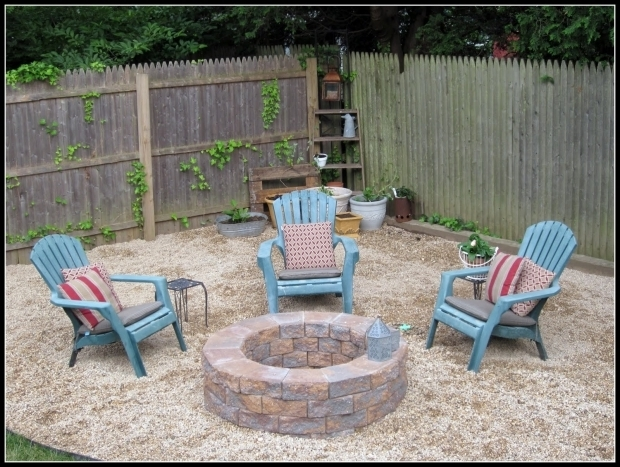 Awesome Corner Fire Pit Homeroad Building A Fire Pit