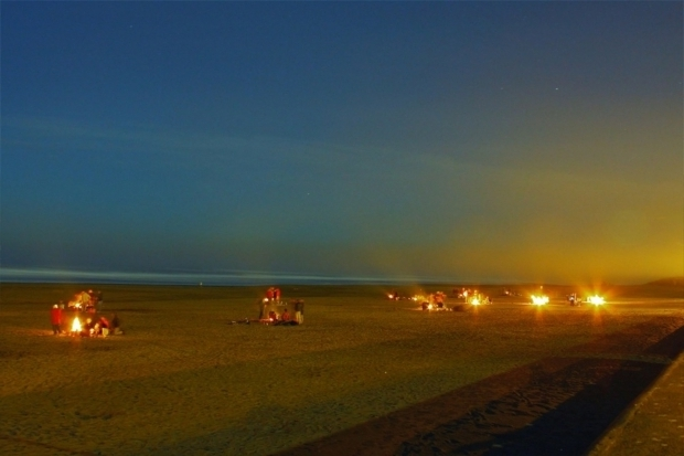 Beautiful Ocean Beach Fire Pits The Bay Area39s Top Dog Friendly Adventures 7x7 Bay Area