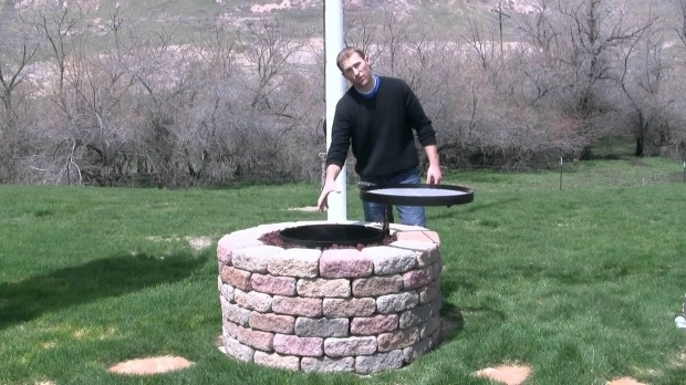Fantastic Fire Pit Grill Combo Fire Pit Grill Combo Fire Pit Design Ideas