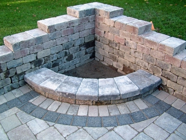 Fascinating Corner Fire Pit 1000 Images About Firepits On Pinterest Backyards Adirondack