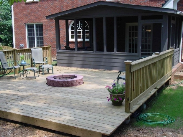 Fascinating Fire Pit On Wood Deck 1000 Images About Fire Pits On Pinterest Wood Decks Fireplaces