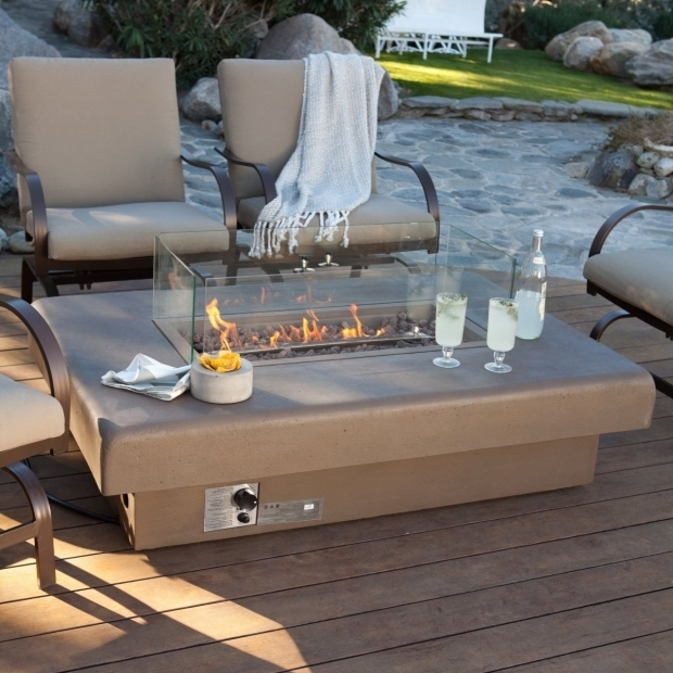 Fascinating Gas Fire Pit Sets With Chairs Patio Table With Fire Pit And Chairs On Deck Patio Tables With