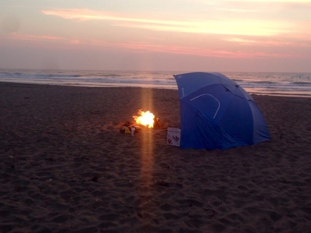 Fascinating Ocean Beach Fire Pits Ocean Beach Fire Pits San Francisco California Perfect Spot To