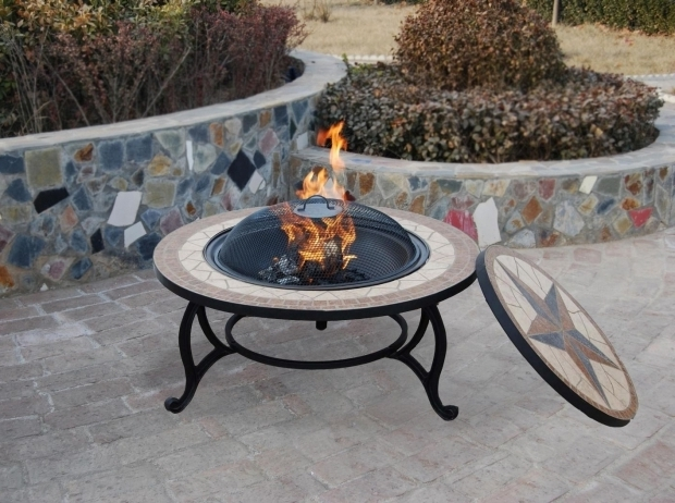 Fascinating Small Fire Pit Table 15 Various Kinds Of Fire Pit Table To Use In Your Residence