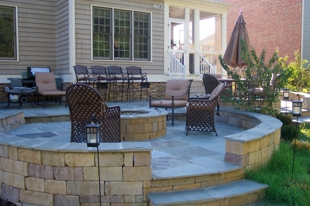 Gorgeous Fire Pit For Wood Deck 17 Images About Patio On Pinterest Fire Pits Patio Decks And