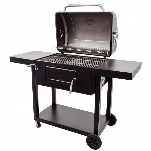 Image of Char Broil Fire Pit Charbroil Free Standing Charcoal Grill With Adjustable Fire Grate