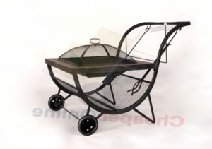 Image of Fire Pit On Wheels Fire Pit On Wheels