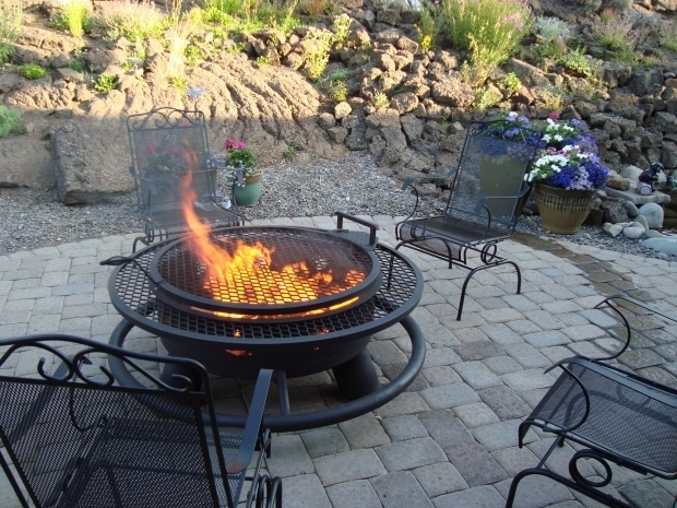 Image of Fire Pits Houston Badass Fire Pitgrill Houston Fire Pit Grills Pinterest Fire