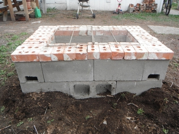 Inspiring Diy Cinder Block Fire Pit Cinder Block Fire Pit Inexpensive And Attractive Ideas