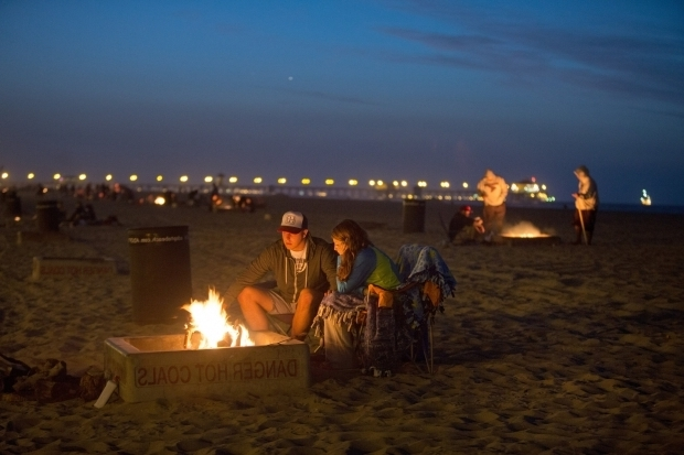 Inspiring Ocean Beach Fire Pits Huntington Beach Bonfire Related Keywords Amp Suggestions
