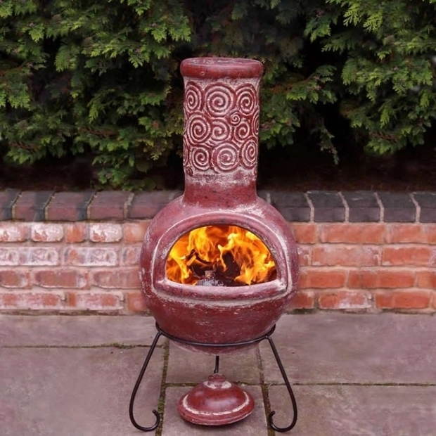 Marvelous Clay Chiminea Fire Pit Chiminea Fire Pit Uk Schooldesign21