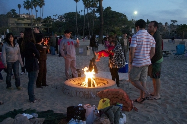 Marvelous Corona Del Mar Fire Pits Corona Del Mar Today Fire Rings Should Be Studied Again Council