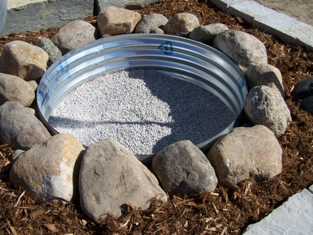 Marvelous How To Build A Fire Pit With Rocks Fire Up Your Fall How To Build A Fire Pit In Your Yard Old