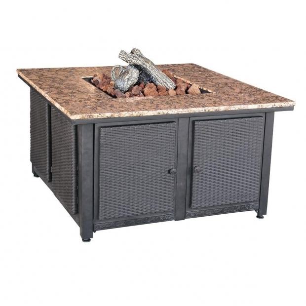 Marvelous Propane Fire Pit Home Depot Fire Pits Outdoor Heating The Home Depot