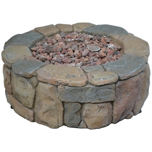 Outstanding Fire Pit Rocks Home Depot Fire Pit Outdoor Living Kits Landscaping Garden Center The