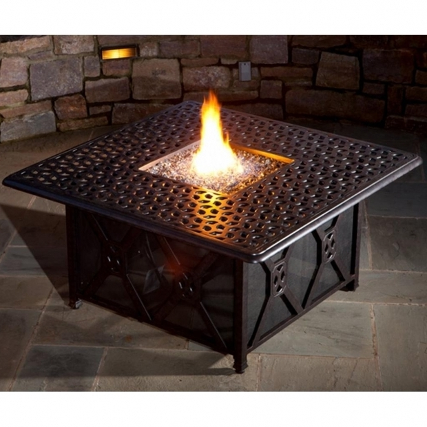 Outstanding Lp Fire Pit Table Propane Firepit Table Chc Homes