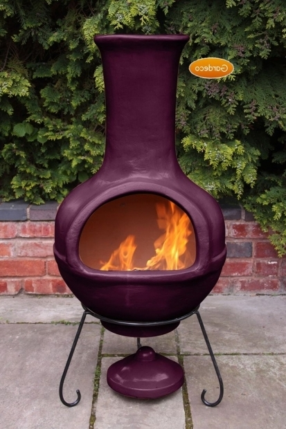 Picture Of Clay Chiminea Fire Pit 1000 Images About Fire Pits Chimineas On  Pinterest Patio