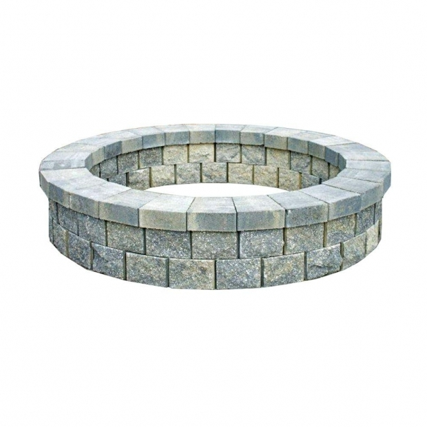 Picture of Fire Pit Blocks Home Depot Fire Pit Outdoor Living Kits Landscaping Garden Center The