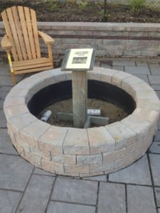 Remarkable Fire Pit Kits Lowes Diy Stone Fire Pits Shine Your Light