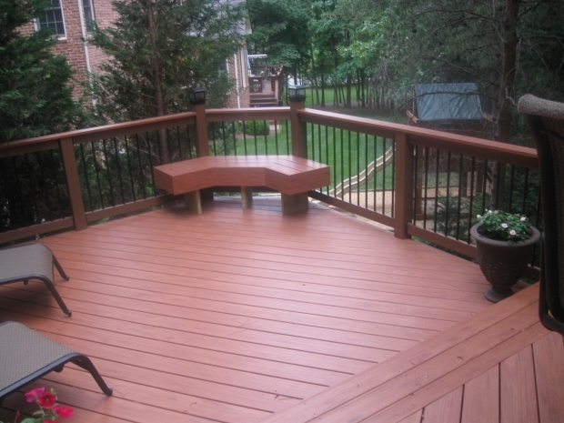 Stunning Fire Pit For Wood Deck 10 Best Images About Deck On Pinterest Decks Decking And Built Ins