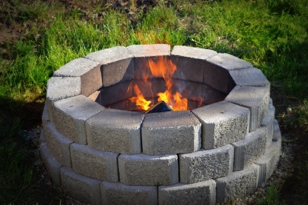 Stunning How To Make A Homemade Fire Pit 1000 Images About Homemade Fire Pits On Pinterest Fire Pits