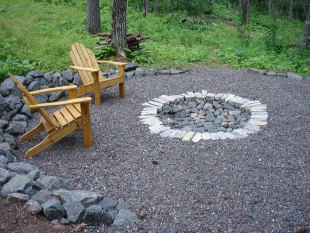 Stylish Easy Fire Pit Ideas 1000 Images About Fire Pit Ideas On Pinterest Decks Backyards