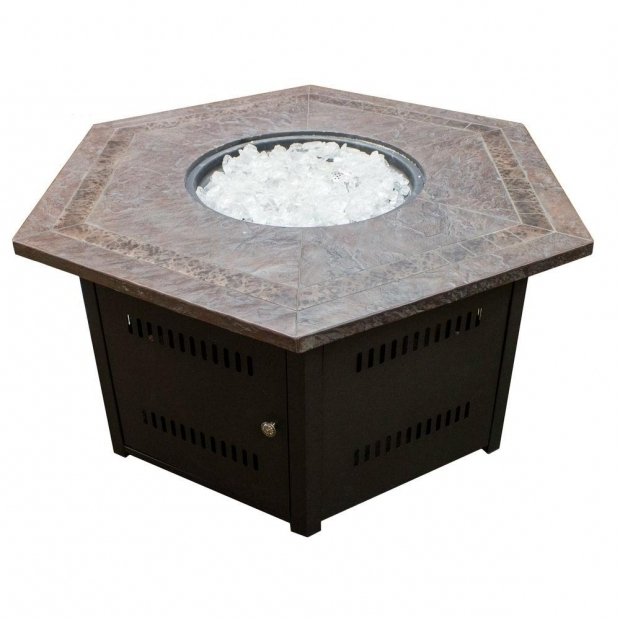 Stylish Hexagon Fire Pit Az Patio Heaters 55 In Steel Hexagon Firepit In Bronze Wlf Hex
