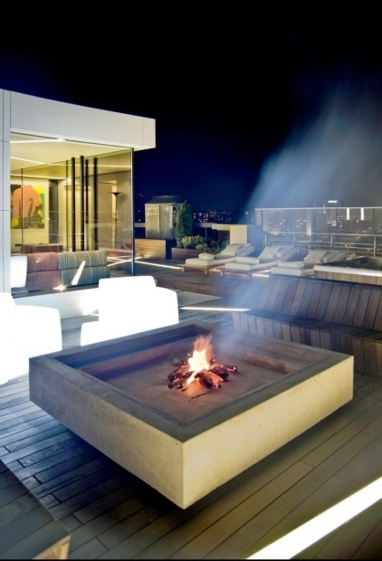 Wonderful Fire Pit For Wood Deck 1000 Images About Fire Pits On Pinterest Decks Fire Pit