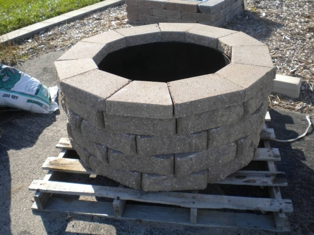 Alluring Fire Pit Inserts Simple Patio Ideas With Steel Fire Ring Inserts And Round Aspen