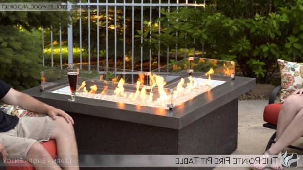 Amazing Woodland Direct Fire Pit The Pointe Crystal Fire Pit Youtube