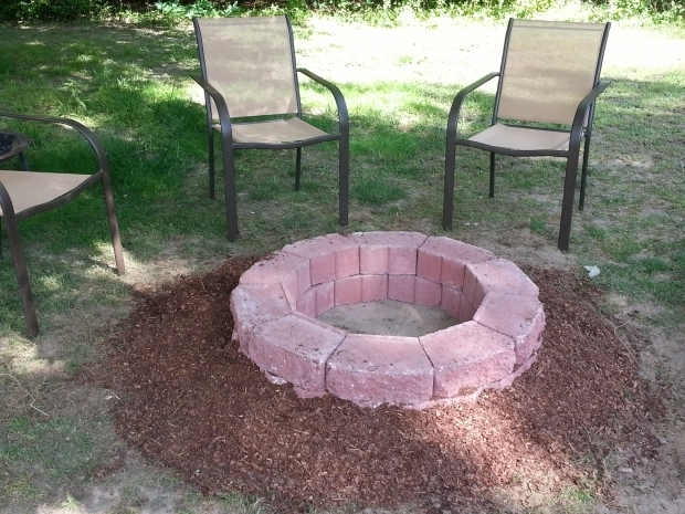 Delightful Fire Pit Under $50 Diy Fire Pit For Less Than 50 Gardeners Know The Best Dirt
