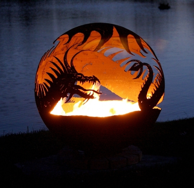 Fantastic Dragon Fire Pit Pendragons Hearth Dragon Fire Pit 37 The Fire Pit Gallery