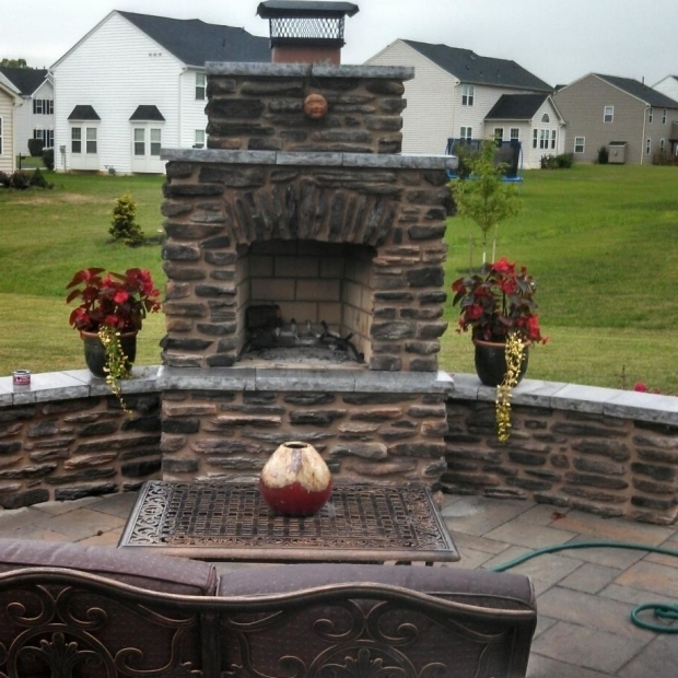Fantastic Ep Henry Fire Pit Emile Henry Pizza Stone Spaces With Belgard Block Brick Driveway