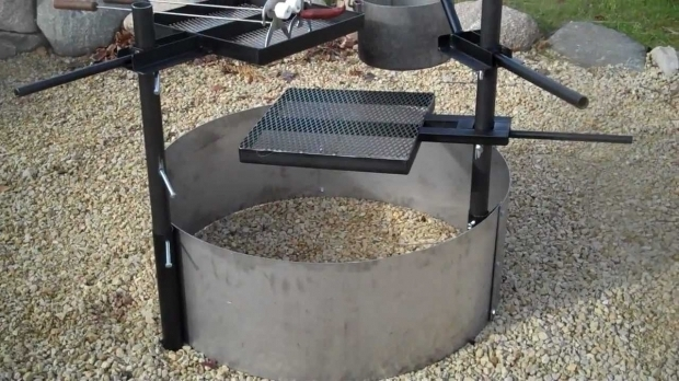 Fantastic Fire Pit Metal Ring Higley Stainless Steel