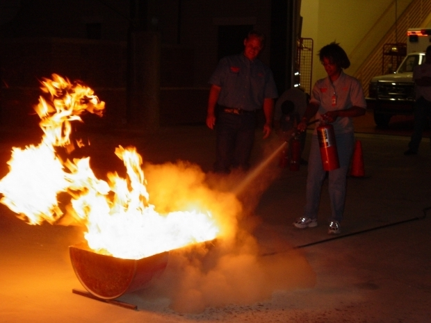 Fire Pit Academy