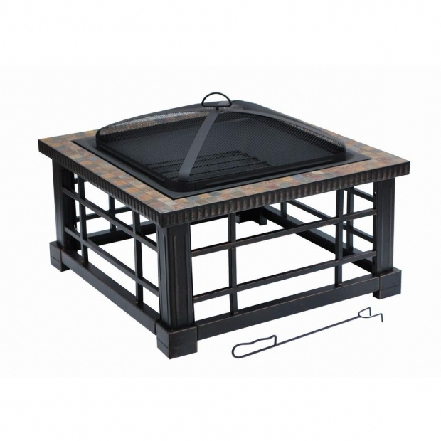 Fascinating Home Depot Fire Pit Insert Wood Fire Pits Outdoor Heating The Home Depot