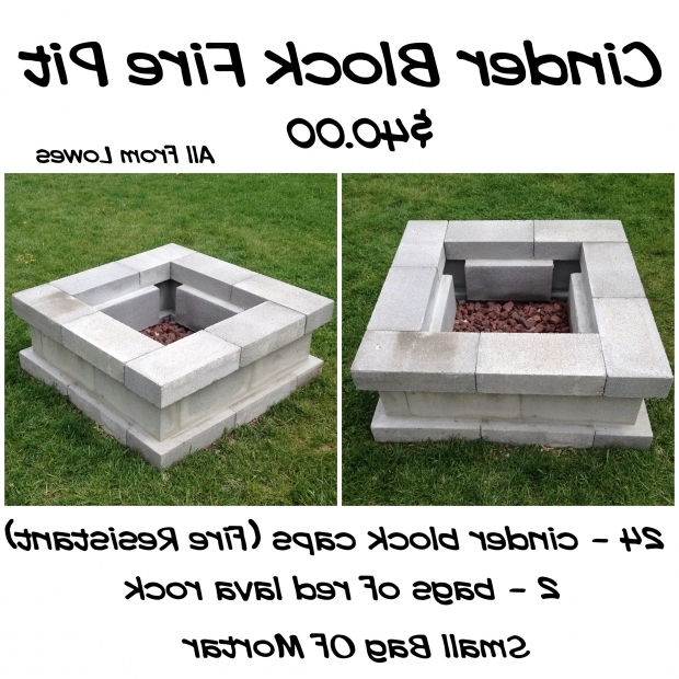 Gorgeous Cement Block Fire Pit 17 Best Ideas About Cinder Block Fire Pit On Pinterest Cinder