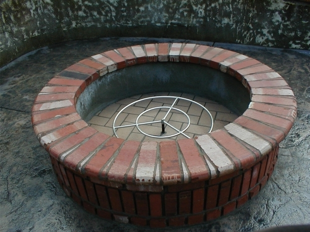 Gorgeous Fire Brick For Fire Pit 17 Best Images About Diy Fire Pit On Pinterest Cheap Landscaping