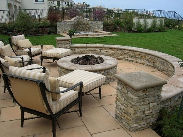 Gorgeous Fire Pit Big Lots Patio Outdoor Patio Ideas On A Budget Home Interior Design