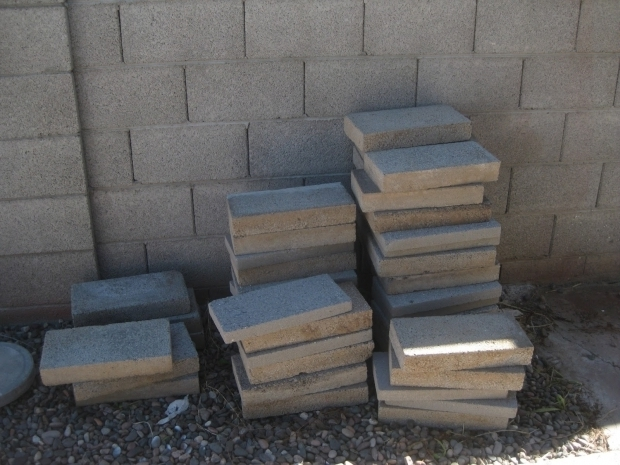 Image of Fire Pit Craigslist The Home Owners Blog How To Build A Fire Pit From Paver Stones