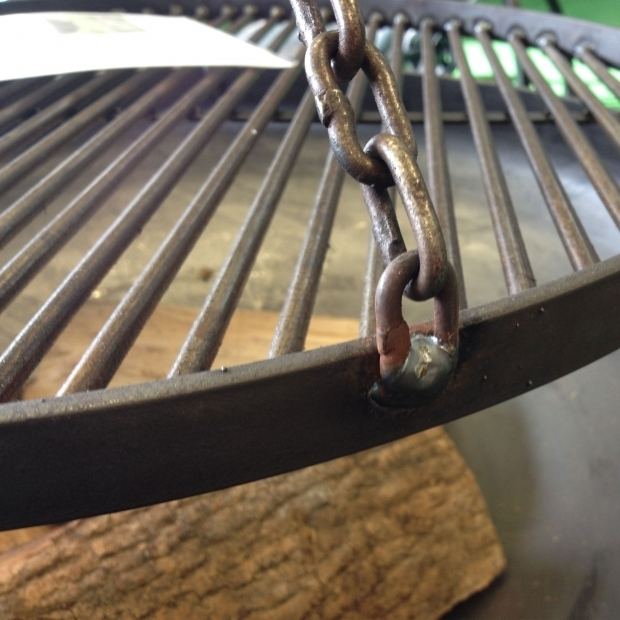 Image of Fire Pit Tripod Tripod Cooking Stand A Bell Fire Pits