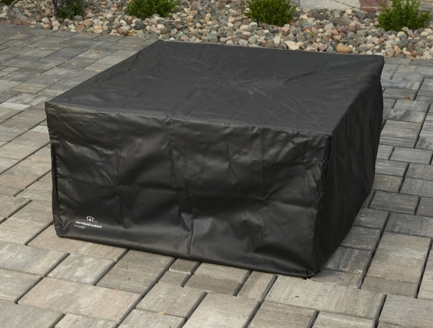 Image of Square Fire Pit Covers Square Vinyl Cover For Sierra 2424 Pine Ridge 2424 Fire Pit