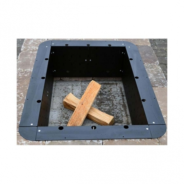 Image of Square Fire Pit Screen Square Fire Pit 179801 At Okdesigninterior Smartly Diy Fire