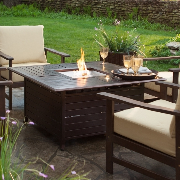 Image of Threshold Fire Pit 17 Best Images About Firepit Tables On Pinterest Shopping Wood