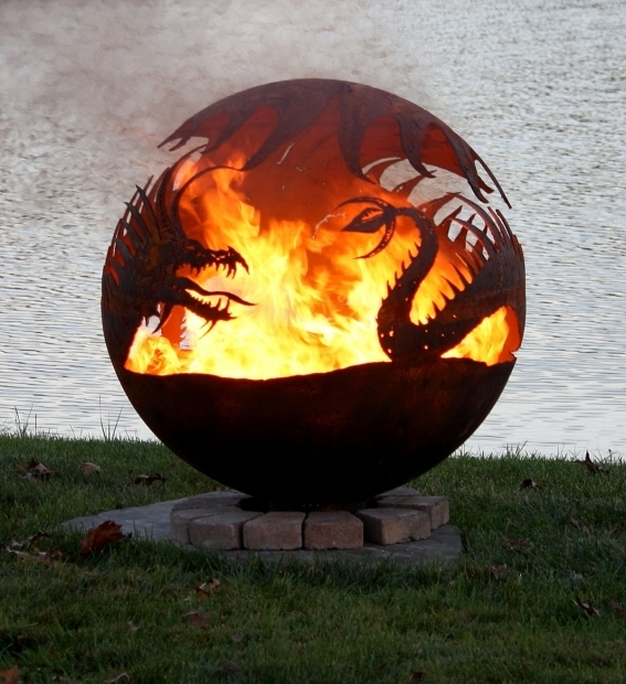 Incredible Dragon Fire Pit Pendragons Hearth Dragon Fire Pit 37 The Fire Pit Gallery