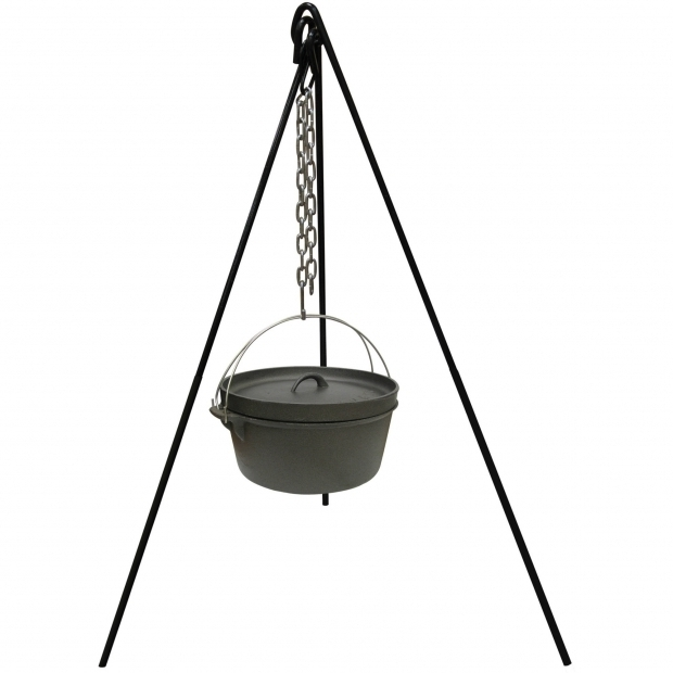 Incredible Fire Pit Tripod Stansport Cast Iron Camp Fire Tripod Walmart